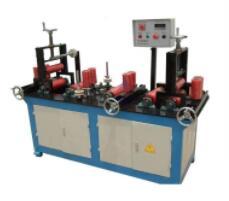 Aluminium profile tapping machine