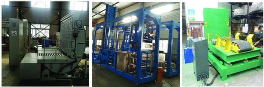 Metal coil 90 degree tilter steel coil turnover machine steel coil upender