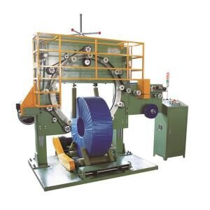 automatic-steel-coil-wrapping-machine