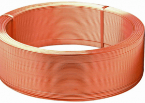 copper rolled coils wrapping machine