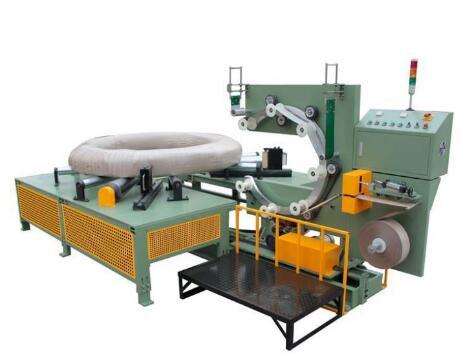 Horizontal bearing stretch wrapping machine made in China