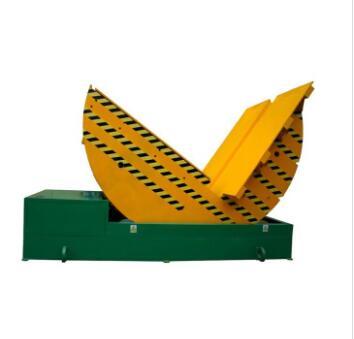 mechanical coil tilter machine