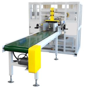 horizontal stretch wrap machine