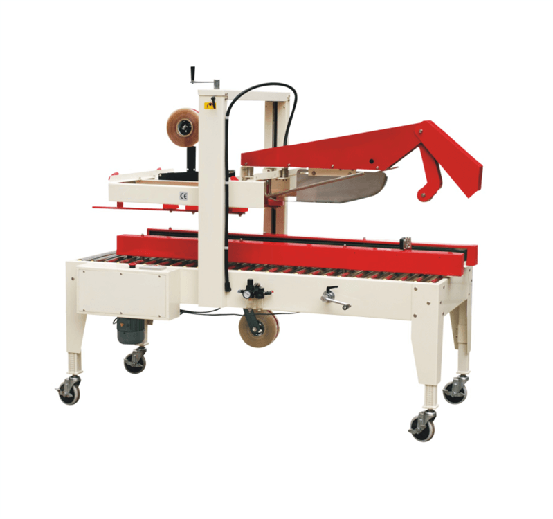 Why choose a folding and sealing machine?