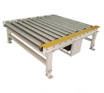 Safety instructions for using roller conveyor line