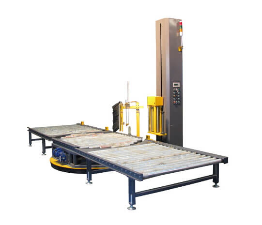 High utilization rate of winding packaging machine